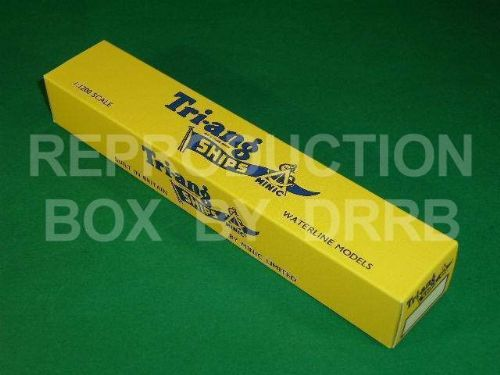 Minic. Ships Size 'B' (Medium) - Reproduction Box